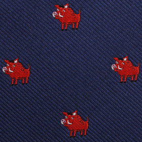 Desert Warthog Pocket Square