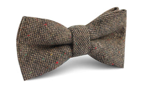 Donegal Green Bow Tie