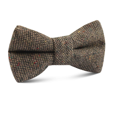Donegal Green Kids Bow Tie