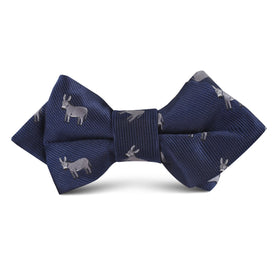 Donkey Kids Diamond Bow Tie