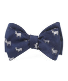 Donkey Self Tied Bowtie