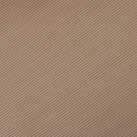 Dune Beige Brown Twill Pocket Square