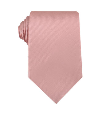 Dusty Blush Pink Twill Necktie