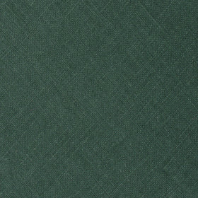 Dusty Emerald Green Linen Pocket Square