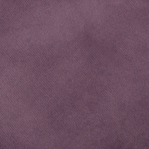 Dusty Lilac Purple Velvet Pocket Square