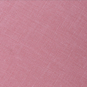 Dusty Rose Pink Linen Pocket Square