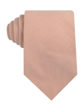Dusty Rose Pink Necktie