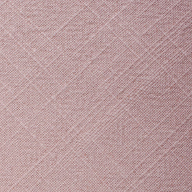 Dusty Rose Quartz Linen Pocket Square