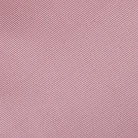 Dusty Rose Twill Pocket Square