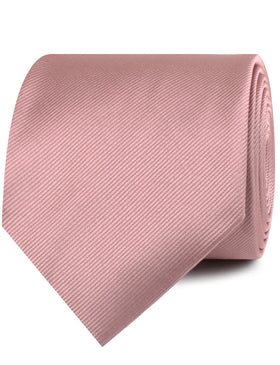 Dusty Rose Vintage Twill Necktie