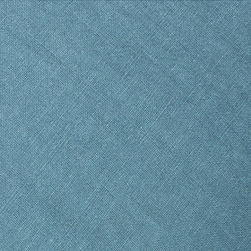 Dusty Teal Blue Linen Pocket Square