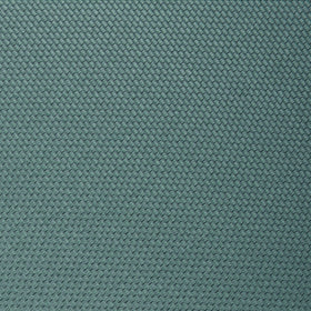Dusty Teal Blue Weave Pocket Square