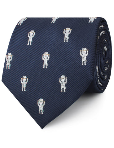 Egyptian Mummy Necktie