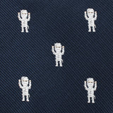 Egyptian Mummy Pocket Square Fabric