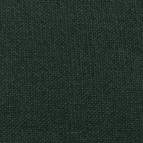 Emerald Dark Green Linen Pocket Square