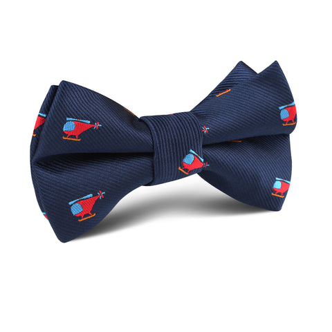 Eurocopter Kids Bow Tie