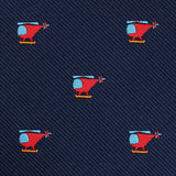 Eurocopter Necktie Fabric