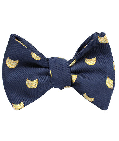 Fijian Banana Self Bow Tie