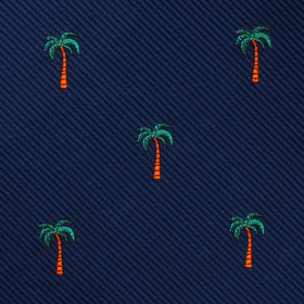 Fijian Palm Tree Pocket Square