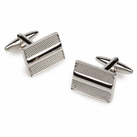 Fletcher Rectangle Cufflinks