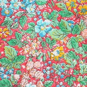 Gardens of Versailles Floral Pocket Square