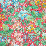 Gardens of Versailles Floral Pocket Square Fabric