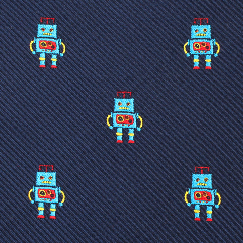Genisys Robot Pocket Square