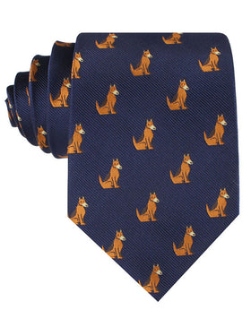 German Shepherd Dog Tie