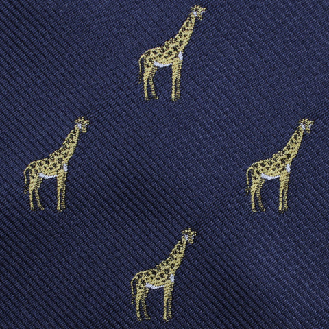 Giraffe Kids Diamond Bow Tie
