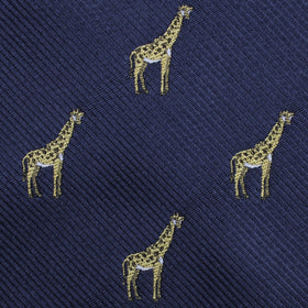 Giraffe Pocket Square