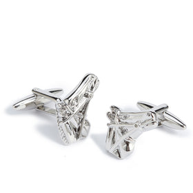 God Father Horse Head Cufflinks