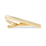 Gold Horizontal Lines Tie Bars