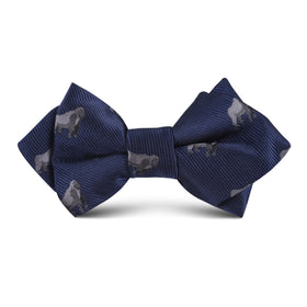 Gorilla Kids Diamond Bow Tie