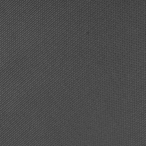 Graphite Charcoal Grey Weave Pocket Square