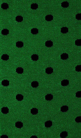 Green Lannister Dot Socks