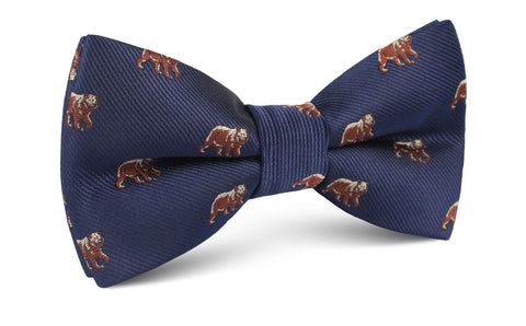 Grizzly Bear Bow Tie
