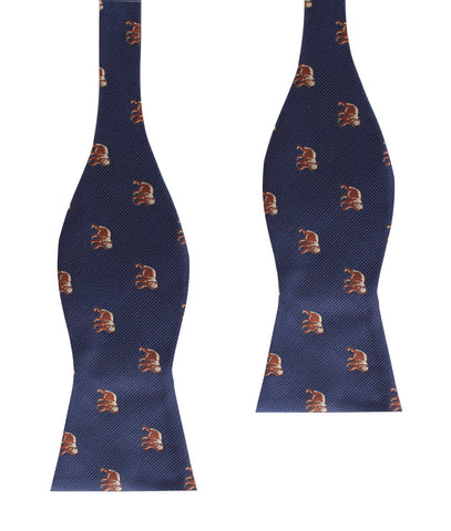Grizzly Bear Self Bow Tie