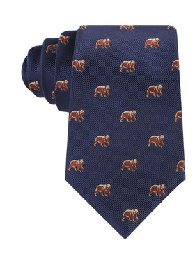 Grizzly Bear Tie