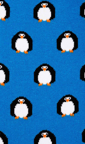Happy Penguin Socks