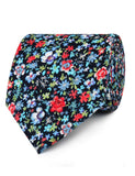 Hawaiian Floral Neckties