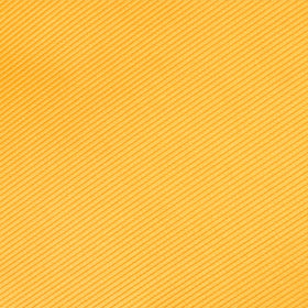 Honey Gold Yellow Twill Pocket Square