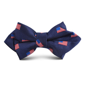 House of Cards Kids Diamond Bow Tie