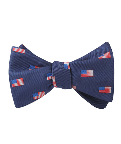 House of Cards Self Bow Tie