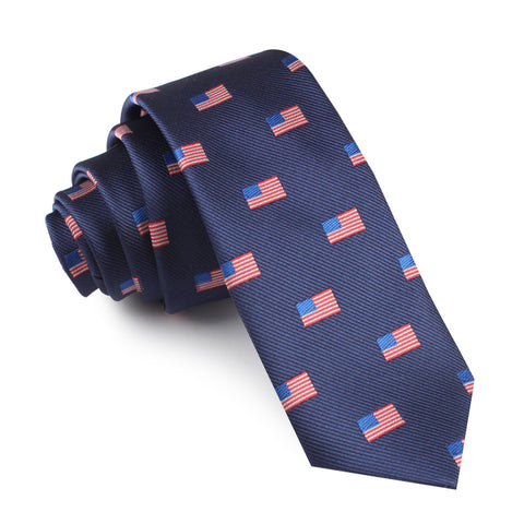 House of Cards Skinny Tie