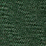 Hunter Green Slub Linen Fabric Pocket Square