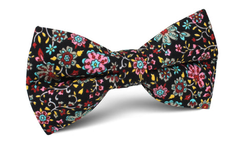 Istanbul Floral Bow Tie