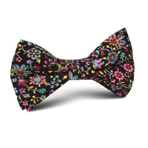 Istanbul Floral Kids Bow Tie