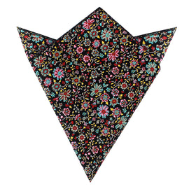Istanbul Floral Pocket Square