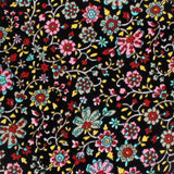 Istanbul Floral Pocket Square Fabric