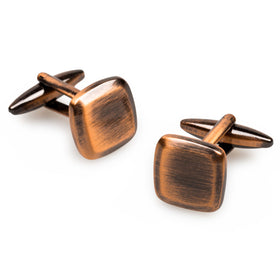 J. K. Simmons Antique Copper Cufflinks